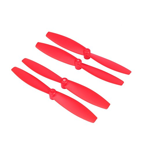 PENIVO Mini Drones Propellers 7-Color Set, RC Accessories Props Blade Propellers for Parrot Minidrones Rolling Spider, Airborne Cargo