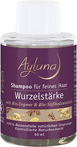 Ayluna Bio Shampoo Wurzelstärke für feines Haar (1 x 50 ml)