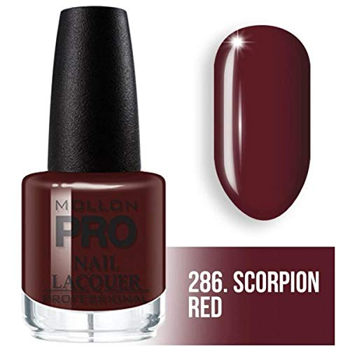 Vernis Classique Mollon Pro 286 - Scorpion Red