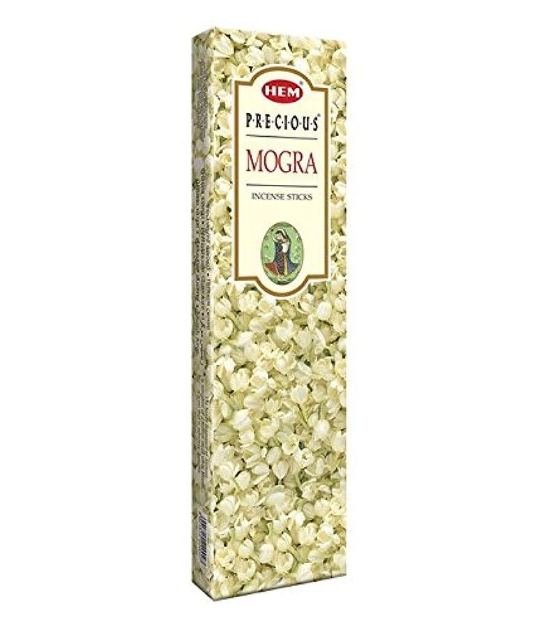 辛い衣装知覚Agarbathi Fragrance Hem Precious Mogra 100?g INCENSE STICKS