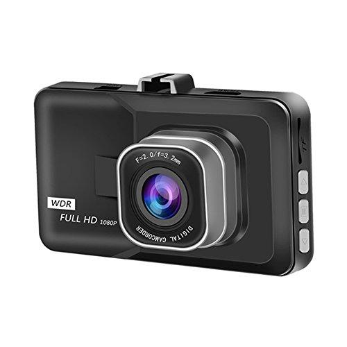 ZREAL 1080 p HD 3,0 inch LCD Auto DVR dashcamera 170 graden nachtzicht G-sensor Video Recorder
