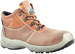 Vaultex Leather Safety Shoe (Vaul-VLB) Size 45