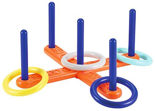 Ecoiffier 136 - Wurf-Spiel mit 4 Ringen