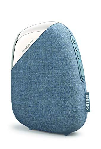 Philips Bluetooth Lautsprecher JS30/00 mit Mikrofon (1,75-Zoll-Full-Range-Treiber, IPX7 wasserdicht, 6 Stunden Spielzeit, 20 m Reichweite) Philips/Georg Jensen Design - 2020/2021 Modell