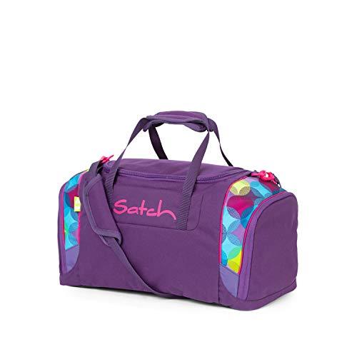 Satch Sporttasche Sunny Beats, 25l, Schuhfach, gepolsterte Schultergurte, Mehrfarbig