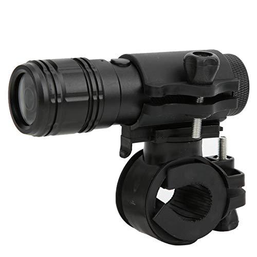 DAUERHAFT Mini cámara de acción con Lente HD de videocámara DV, para Ciclismo al Aire Libre