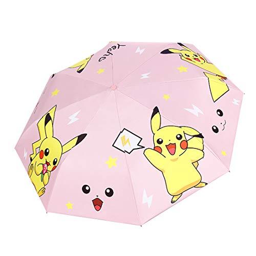 Rosavida - Parapluie pliable Pokémon - Ouverture...