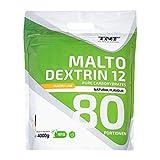 TNT – 100% 4 kg Maltodextrin 12 – Kohlenhydrate Pulver für Sport, Fitness &...