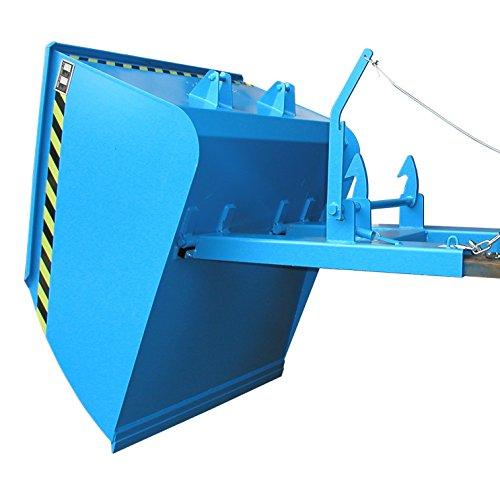 Schaufel Schaufeln BSI 100 lackiert RAL5012 Lichtblau Stapler Anbaugerät