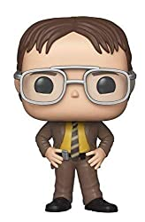 100% brand new and authentic merchandise Includes all original tags/packaging straight from the manufacturer/distributor Officially Licensed from Funko Perfect for fans of The Office Great gift idea for anyone who loves Statues