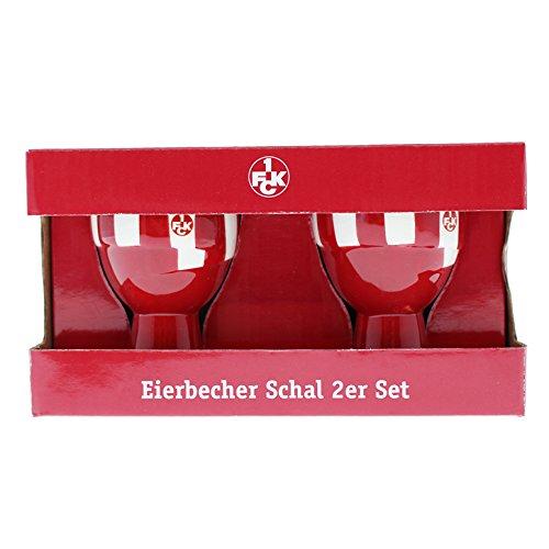 1. FC Kaiserslautern Eierbecher Schal 2er Set, 14051