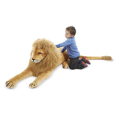 Melissa & Doug- Lion Giant Leones y Otros...