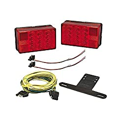 Phenomenal 5 Best Submersible Trailer Lights 2019 Led Marine Tail Lights Wiring Database Ioscogelartorg