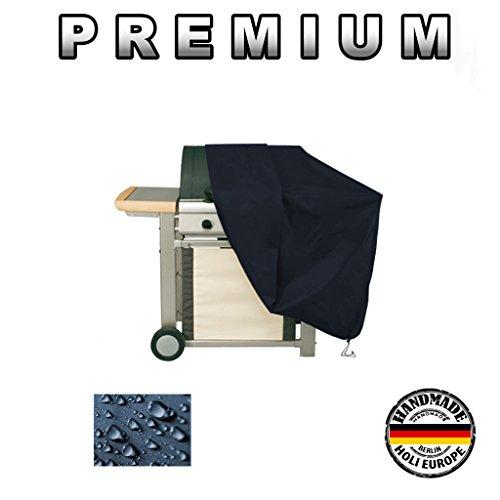 Holi Europa Premium beschermhoes barbecueafdekking BBQ grill afdekking afdekhoes dekzeil gasgrill beschermhoes 575 g/m Breite 170cm x Tiefe 65cm x Höhe 115cm zwart