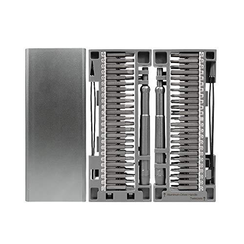 CPH20 Juego de destornilladores de 50 piezas para reparación y desmontaje, herramientas de reparación de electrodomésticos