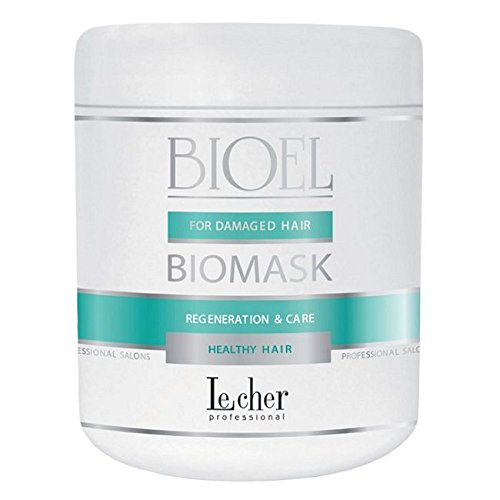 Lecher Professional Bioel Biomask for Damaged, Dry and Coloured Hair 1000ml