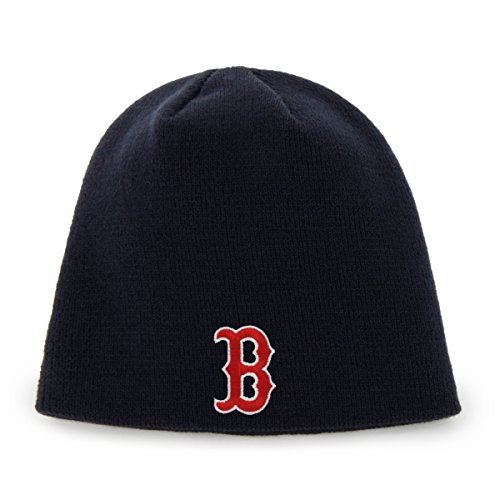 MLB '47Beanie Knit, B-BIN02ACE-NY, Navy, Einheitsgröße