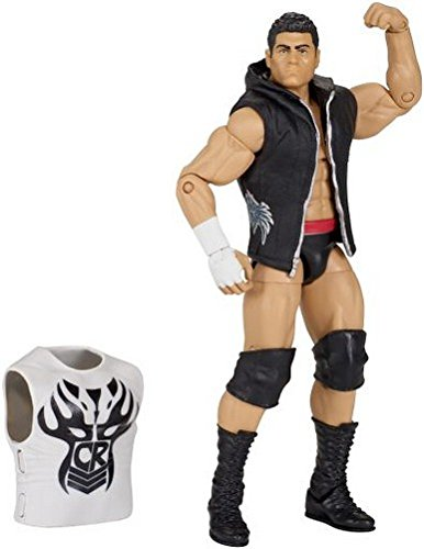 WWE – Elite Collection – Cody Rhodes – Figurine Articulée 15 cm