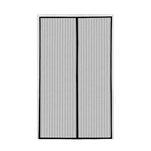 Magnetic Screen Door 46x83, Curtain Door Net Screen, Magnetic Screen Door Heavy Duty Bug Mesh Curtain, for Porch, Patio, Balcony