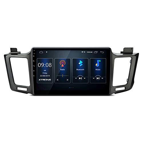 AUTORADIO XTRONS Android 10 per Toyota Toyota RAV4 2013-2017 GUIDA A SINISTRA