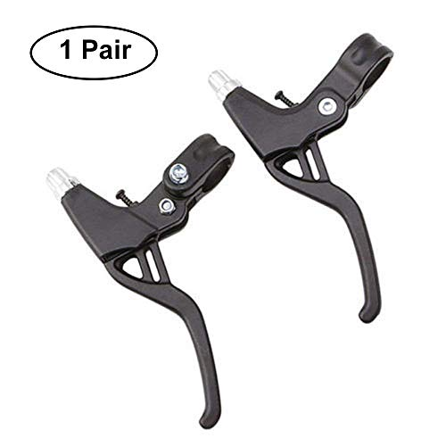 Kids Bike Bicycle Hand Brake Levers Bar Plastic Handlebar Lever Cycling AL