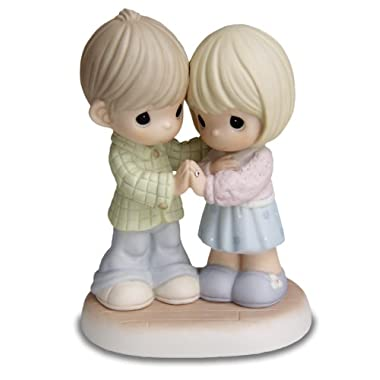Precious Moments  I Love Thee With An Everlasting Love  Figurine