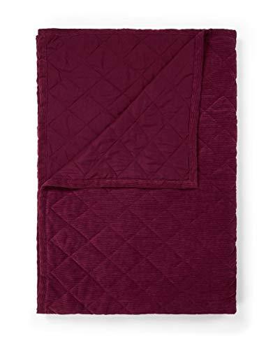 ESSENZA Plaid Billie Uni Polyester Cherry, 150x200 cm