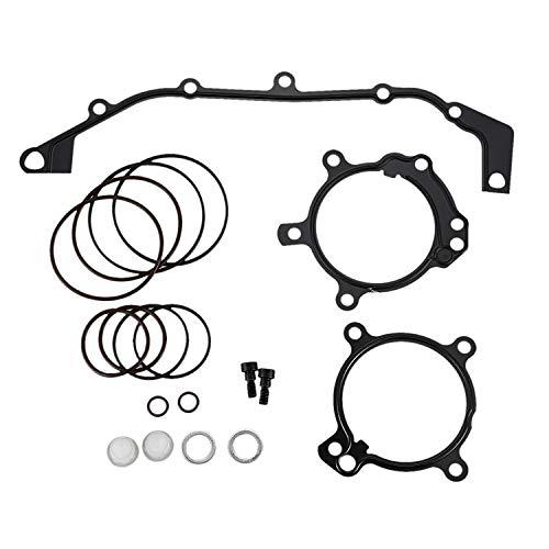 TOOGOO Fuer Doppelt Vanos O-Ring Dichtung Reparatur Kit E36 E39 E46 E53 E60 E83 E85 M52Tu M54 M56