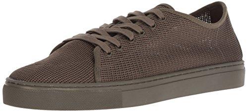 Donald J Pliner Men's ABEL2 Sneaker, Olive, 8 M US