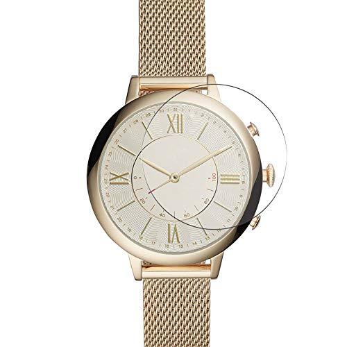 Vaxson 3 Stück Schutzfolie, kompatibel mit Fossil Q Jacqueline Smartwatch Hybrid Watch, Bildschirmschutzfolie TPU Folie [nicht Panzerglas] Neue Version