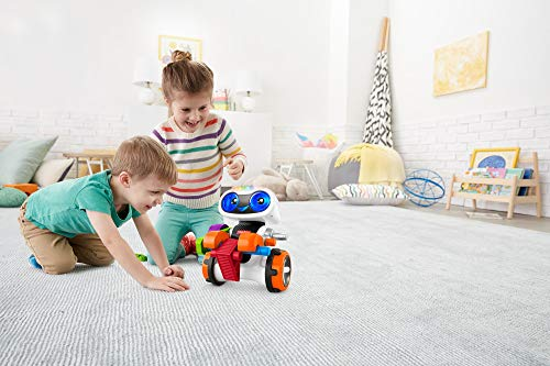 Code n Learn Kinderbot is one of the best toys for 3 year old girls