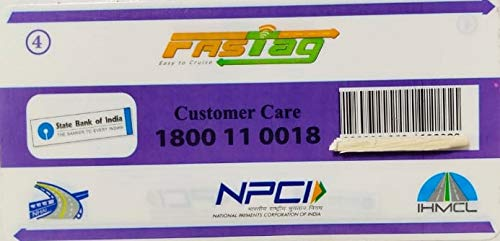 AADRAP Car Fast Tag from Multiple Bank Via NHAI (SBI)