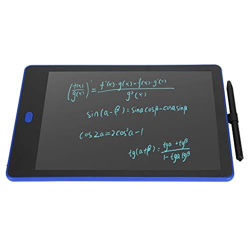 Mesa de Escritura de Doble Cara con regulación de luz Continua y Duradera, Material de Filtro de luz Azul Importado, Tablero de Dibujo LCD, Azul para el hogar de los niños