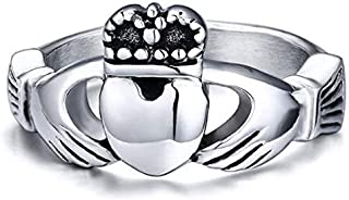 Silver Plated Ring For Women By Bluna, Size 5, R020
