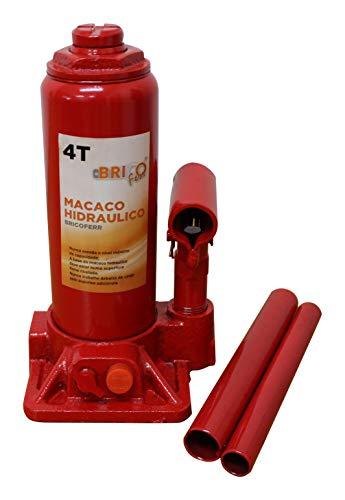 Bricoferr BFG104 hydraulische krik, 4 ton