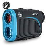 Bozily Telemetro Laser da Golf,Rangefinder Laser Ricaricabile 6X, Misura la Distanza 1200 ...