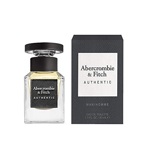 Authentic Man Abercrombie & Fitch Perfume Masculino - Eau de Toilette 30ml