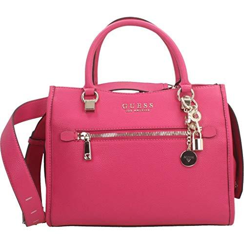 Guess Handtaschen Damen, Farbe Pink, Marke, Modell Handtaschen Damen Lias Girlfriend Satche Pink
