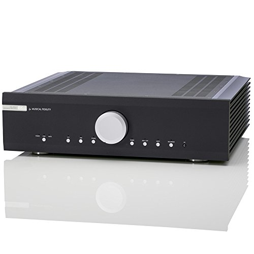 Discover Bargain Musical Fidelity - M6si Integrated Amplifier (Black)