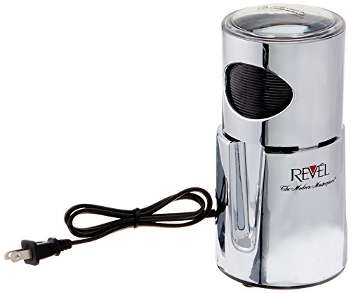 Revel CCM101CH 110-volt Wet and Dry Coffee/Spice Grinder,...