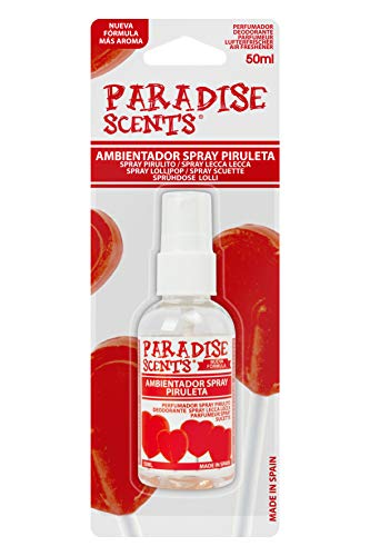 Paradise PER70015 Perfumador Spray Piruleta