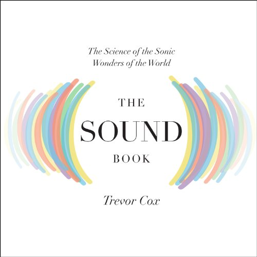 The Sound Book audiobook cover art