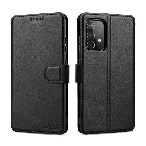 Keallce für Samsung Galaxy A52 5G Hülle, Handy Lederhülle PU Leder Hülle Brieftasche Handytasche Cover Kompatibel für Samsung Galaxy A52 5G Ledertasche-6.5