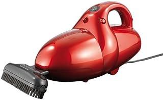 CleanMaxx 01375 Power Plus - Aspiradora de mano 800W, 2 en 1, con la funci?n de ventilador adicional, color rojo