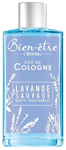 Bien-être Eau de Cologne 250ml colonia Mujeres - Colonias (Mujeres, 250 ml, Lavanda, 44 mm, 75 mm, 178 mm)