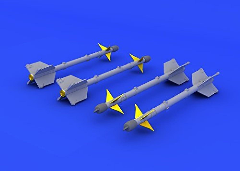 Eduard Brassin 1 72 - AIM-9M L Sidewinder EDB672037 by Eduard