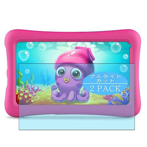 VacFun 2 Piezas Filtro Luz Azul Protector de Pantalla para VANKYO Tablet...