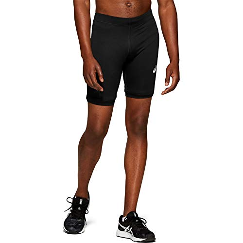 ASICS Unisex Silver 7In Sprinter Panties, Performance Black, 2XL