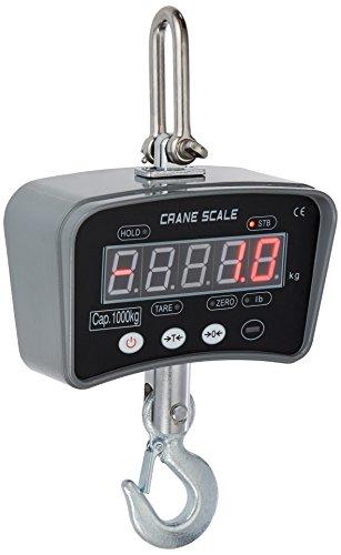 Kerbl 29922 digitale hangweegschaal tot 1000 kg (DigiScale 1000)