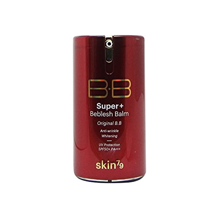 件名参照原子炉Skin79 Super Beblesh Balm Bb Cream Bronze Spf50 + 40ml [並行輸入品]